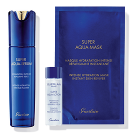 Super Aqua-Serum Programme découverte : sérum, lotion, masque