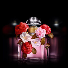 MON GUERLAIN BLOOM OF ROSE POR WILLIAM AMOR Y BACCARAT -