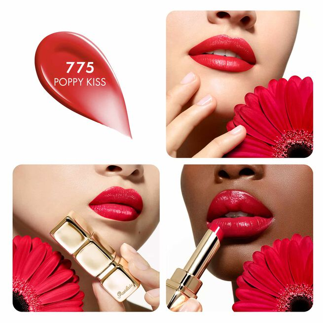 95% naturally-derived ingredients shine lipstick (See 2/5)