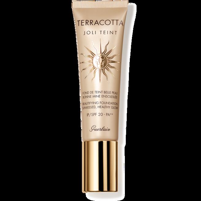 Maquillaje embellecedor para un bronceado y una luminosidad saludable (See 1/2)