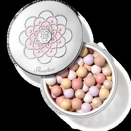 Météorites Light revealing pearls of powder