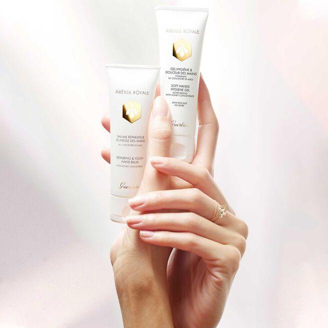 Soft Hands Hygiene Gel - Moisturising (See 5/5)