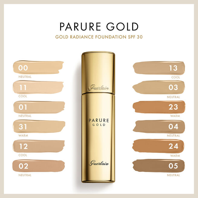Gold radiance Foundation SPF 30 (See 3/3)