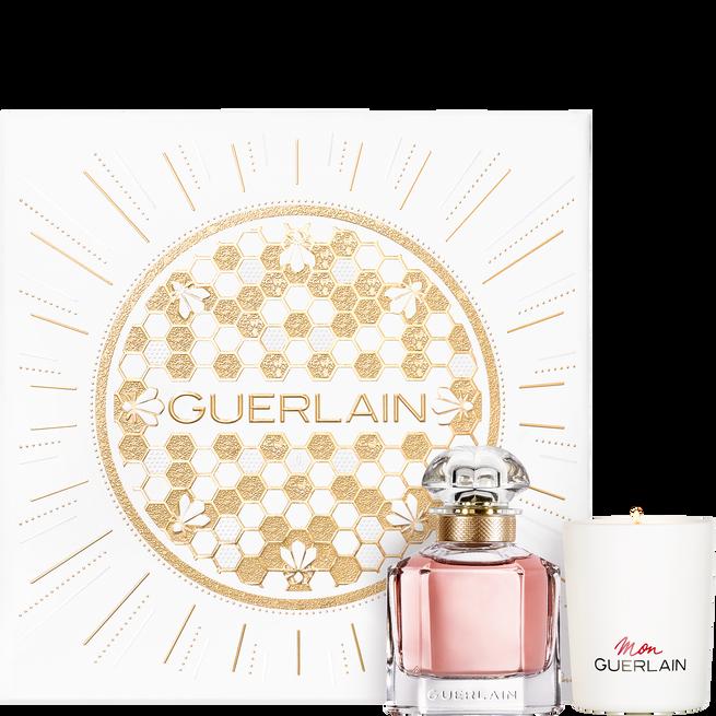 Mon Guerlain Eau De Parfum Set (See 1/1)