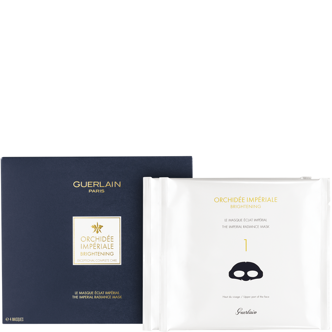 The Imperial Radiance Sheet Mask (See 1/2)