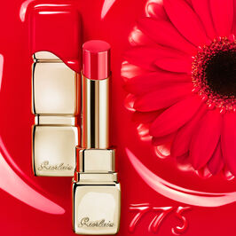 KissKiss Shine Bloom 95% naturally-derived ingredients shine lipstick