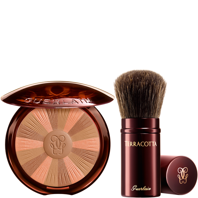 Radiance powder and its brush (See 1/1)