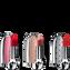 Trio rouge à lèvres (Voir l'image 1/1)