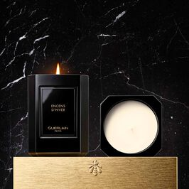 Scented Candles Encens d'Hiver
