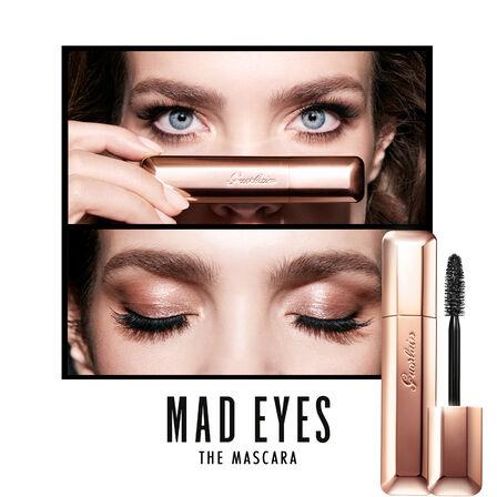 Mad Eyes Mascara and Eye Cream Abeille Royale Set (See 6/6)