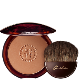 Terracotta The bronzing powder and its brush