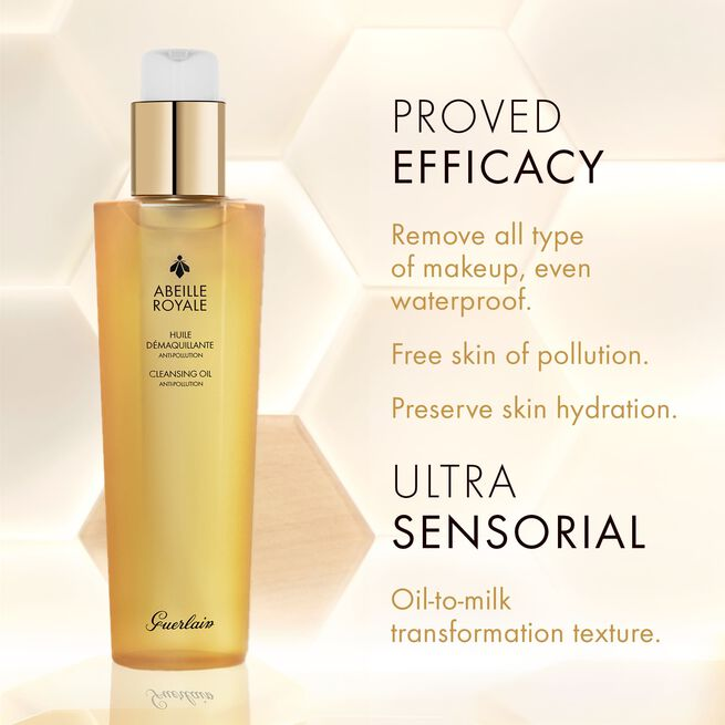 Cleansing Oil Anti-Pollution (See 3/5)