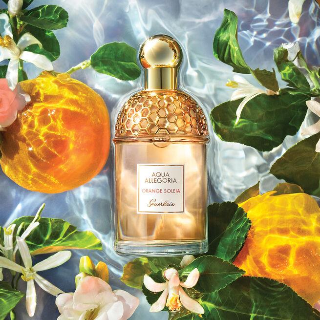 Aqua Allegoria ⋅ Orange Soleia ⋅ GUERLAIN