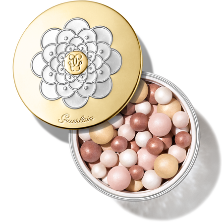 Light-revealing pearls of powder (See 1/2)
