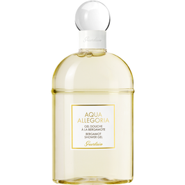 Aqua Allegoria Shower Gel scented with Bergamote