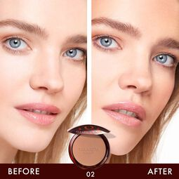 The Bronzing Powder - 96% naturally-derived ingredients (See 3/5)