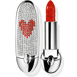 Rouge G de Guerlain The Satin & Matte lipstick shades