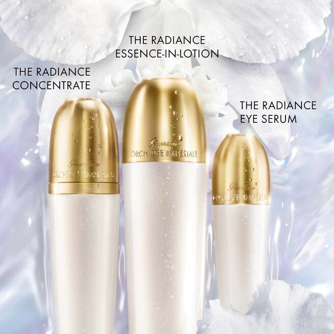 The brightening Radiance Essence-in-Lotion (See 4/4)