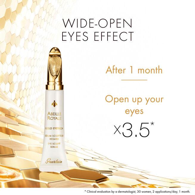 Gold Eyetech Eye Sculpt Serum (See 3/4)