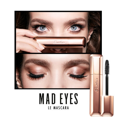 Coffret Mascara Mad Eyes Noir et Crème Yeux Abeille Royale  (Voir 6/6)