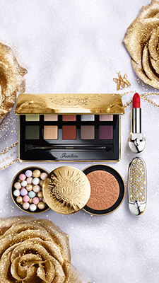 CHRISTMAS MAKEUP SELECTION - Bloom a wish
