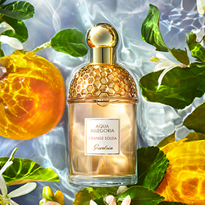 AQUA ALLEGORIA – The Fresh Fragrances Collection
