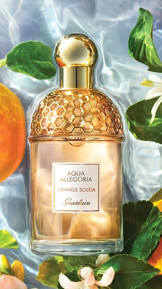 AQUA ALLEGORIA - Orange Soleia